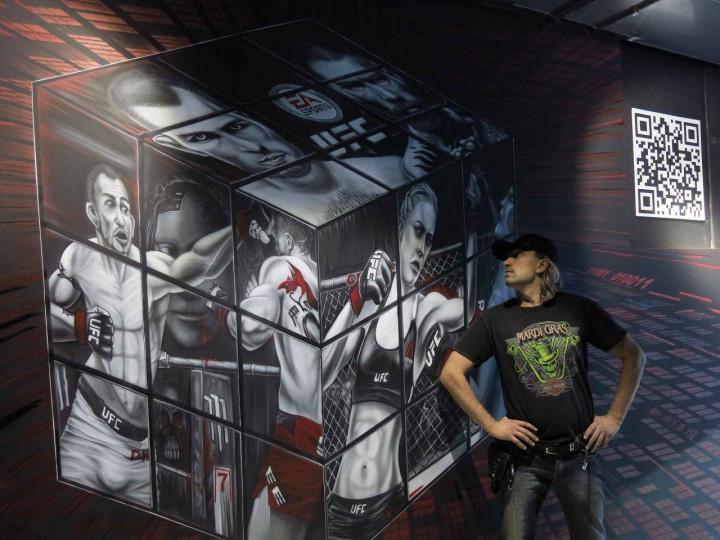 роспись стен художник