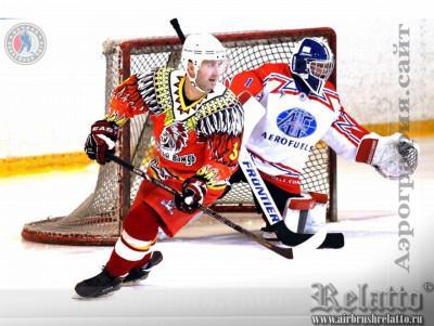 Хоккейная форма Relatto
