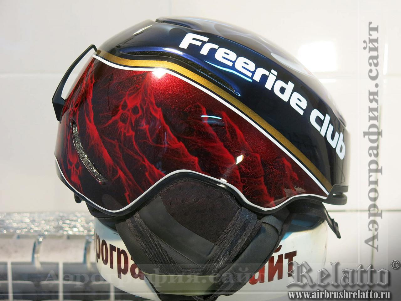 шлем горнолыжный в Краснодаре