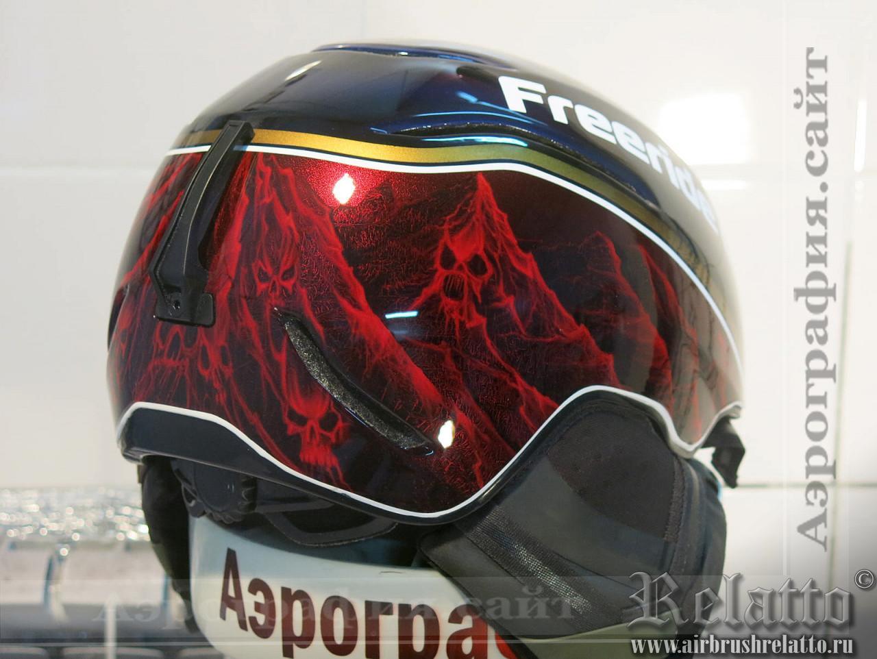 горнолыжный шлем в Краснодаре