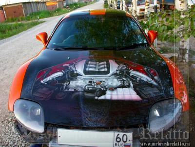 Mitsubishi двигатель Relatto