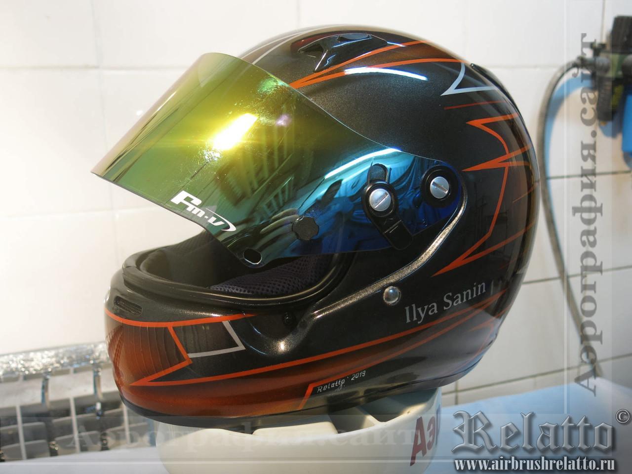 шлем для картинга в Белгороде