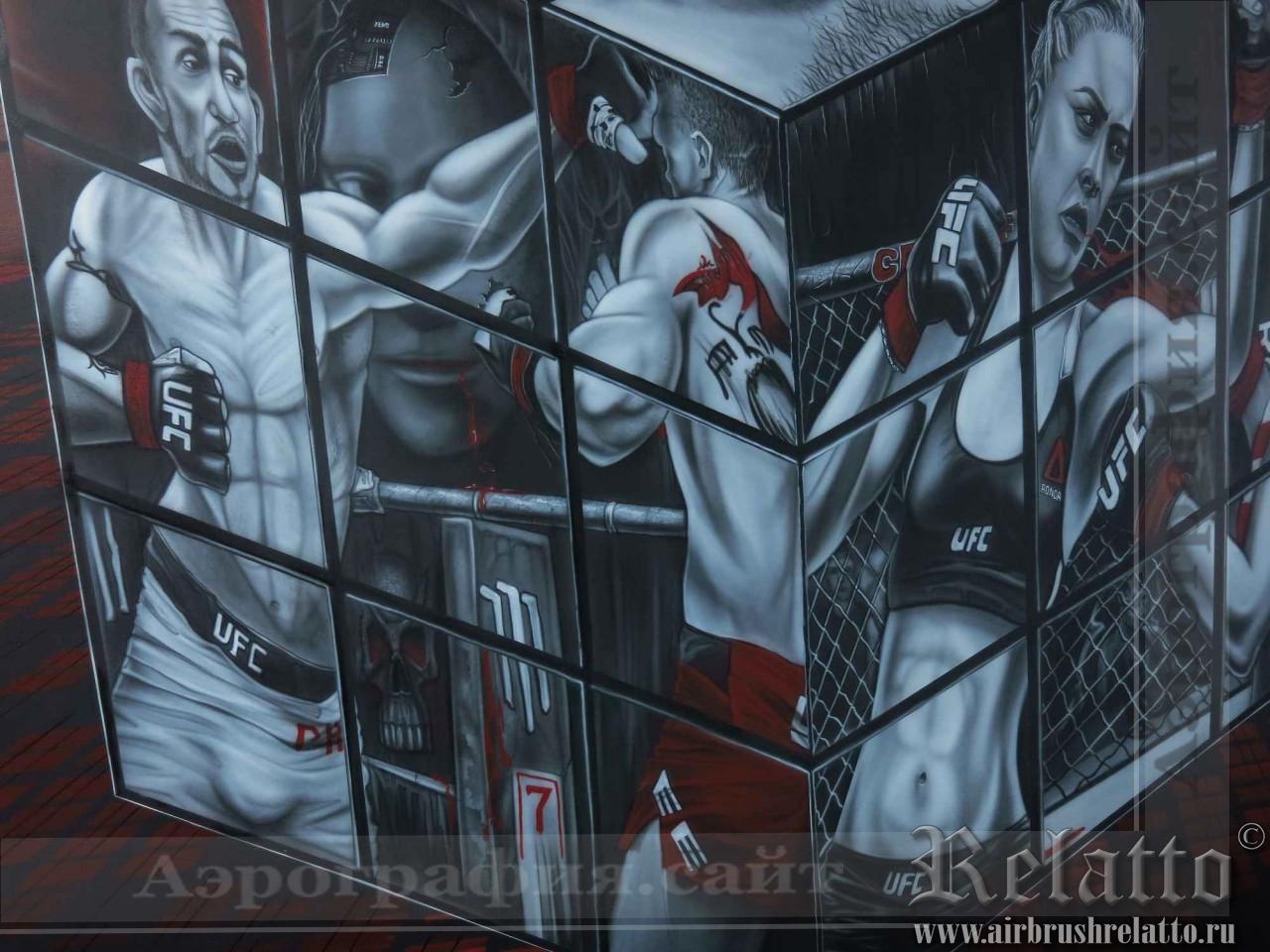 роспись стен Белгород