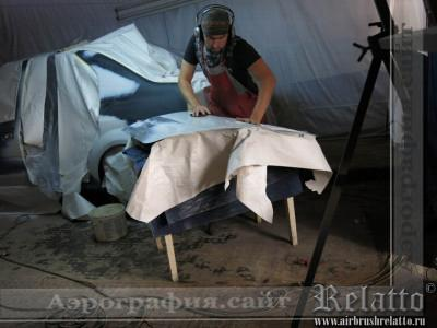 подготовка к покраске Краснодар
