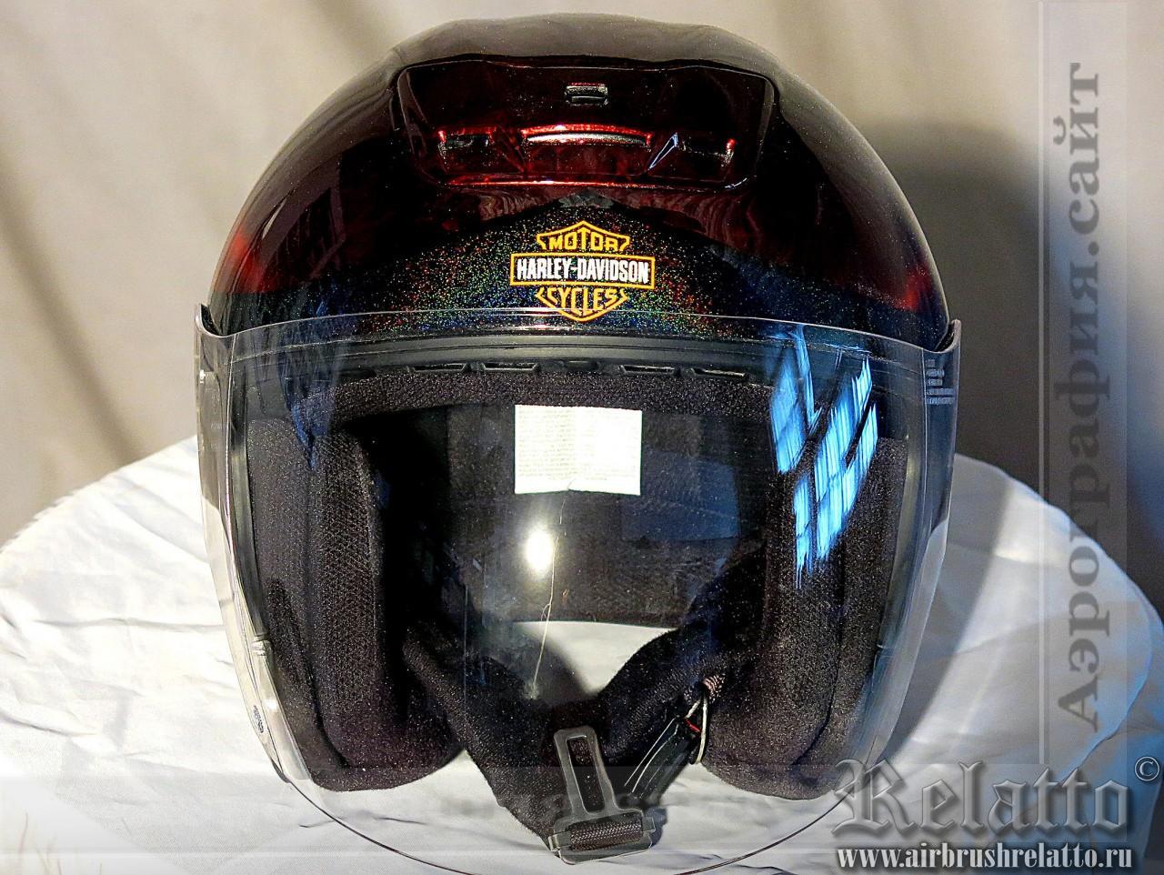 Мотошлем Harley Davidson